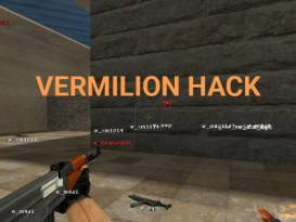 Чит Vermillion Hack для CS 1.6 скачать